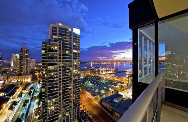 Apartments for rent in downtown San Diego