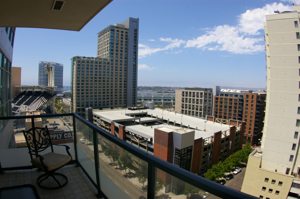 Downtown San Diego Rental – 325 7th Ave #1206