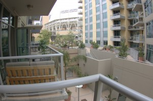 Downtown San Diego condo for rent
