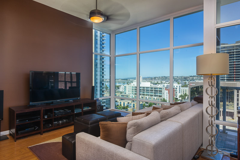 Sapphire Tower #1202 – Our Newest Downtown San Diego Condo For Sale!