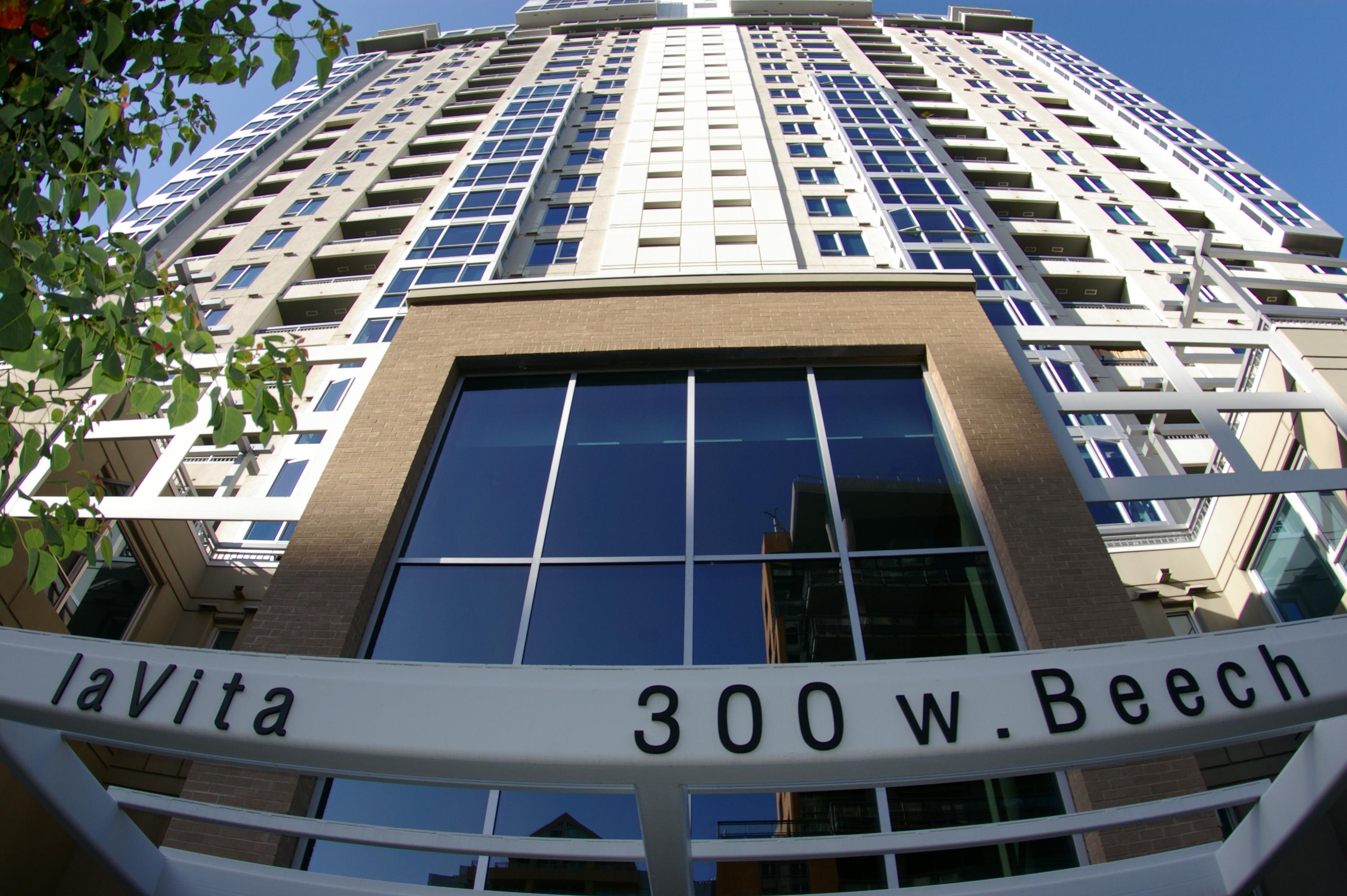Featured Downtown San Diego Rental – La Vita #1210