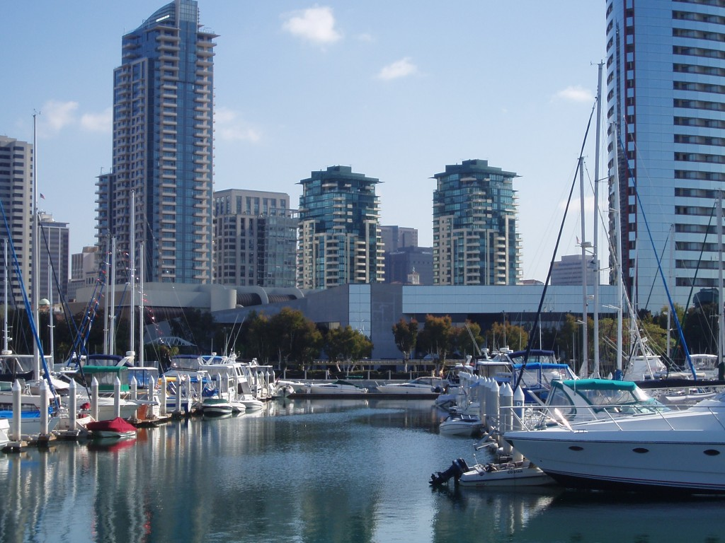 San Diego Neighborhood Update: Marina Condos For Sale