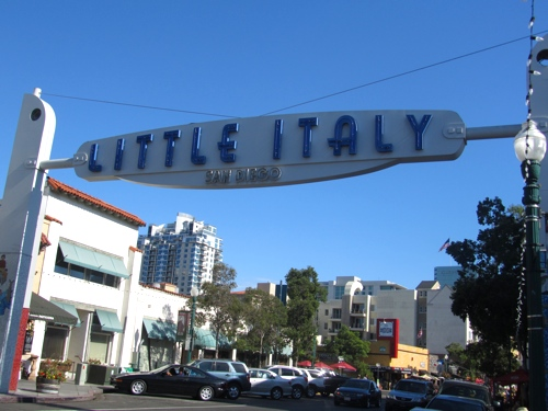 San Diego Neighborhood Update: Little Italy Condos for Sale