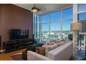 Columbia District Condo in Sapphire Tower