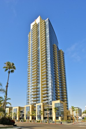 Inside Downtown San Diego: Bayside Condos