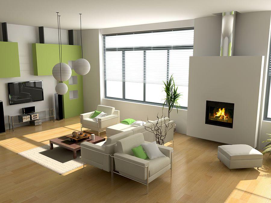 Modern and Contemporary Loft Interior