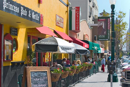 Best Italian Restaurant In Little Italy In San Diego
