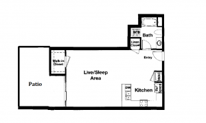 Nexus Floor plan
