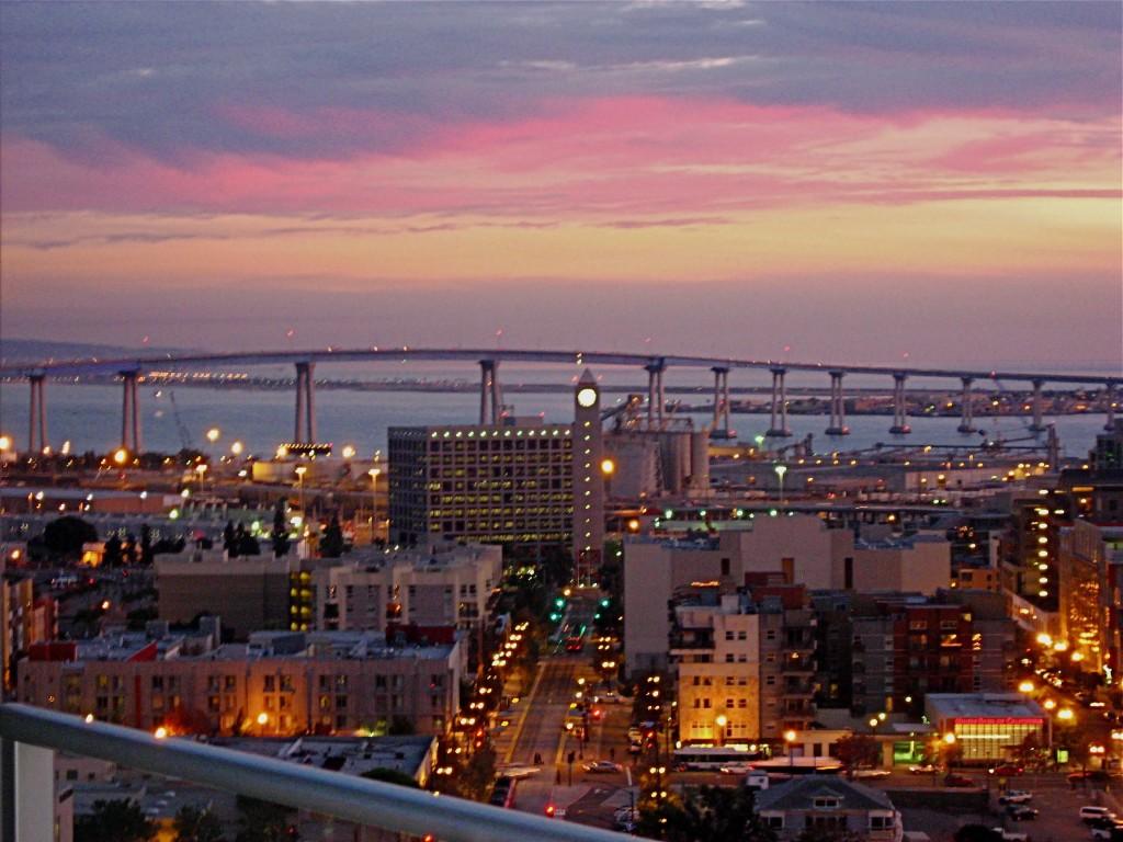 San Diego Condo View