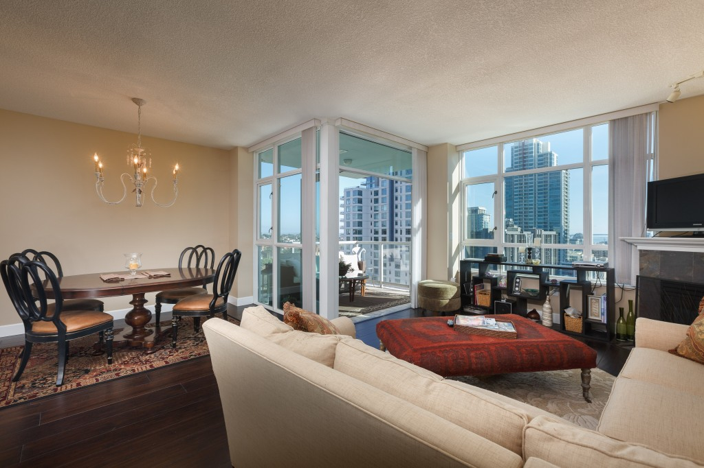 New Discovery Condo Listing for 92101 Urban Living