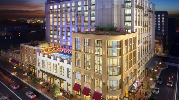 New Pendry Hotel Announced For The Gaslamp