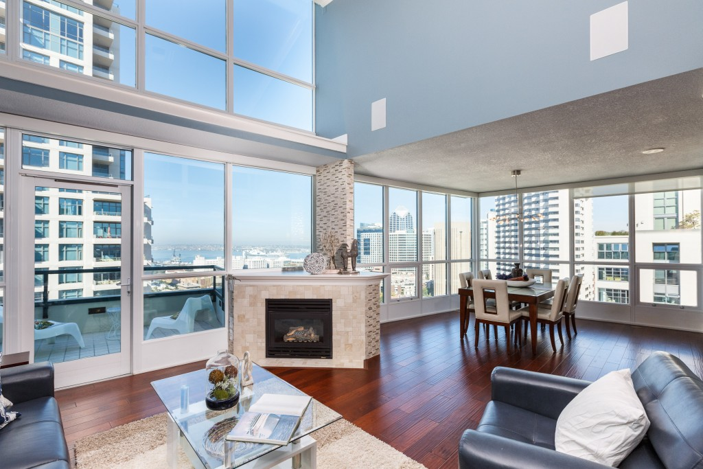 New Downtown San Diego Penthouse in Horizons