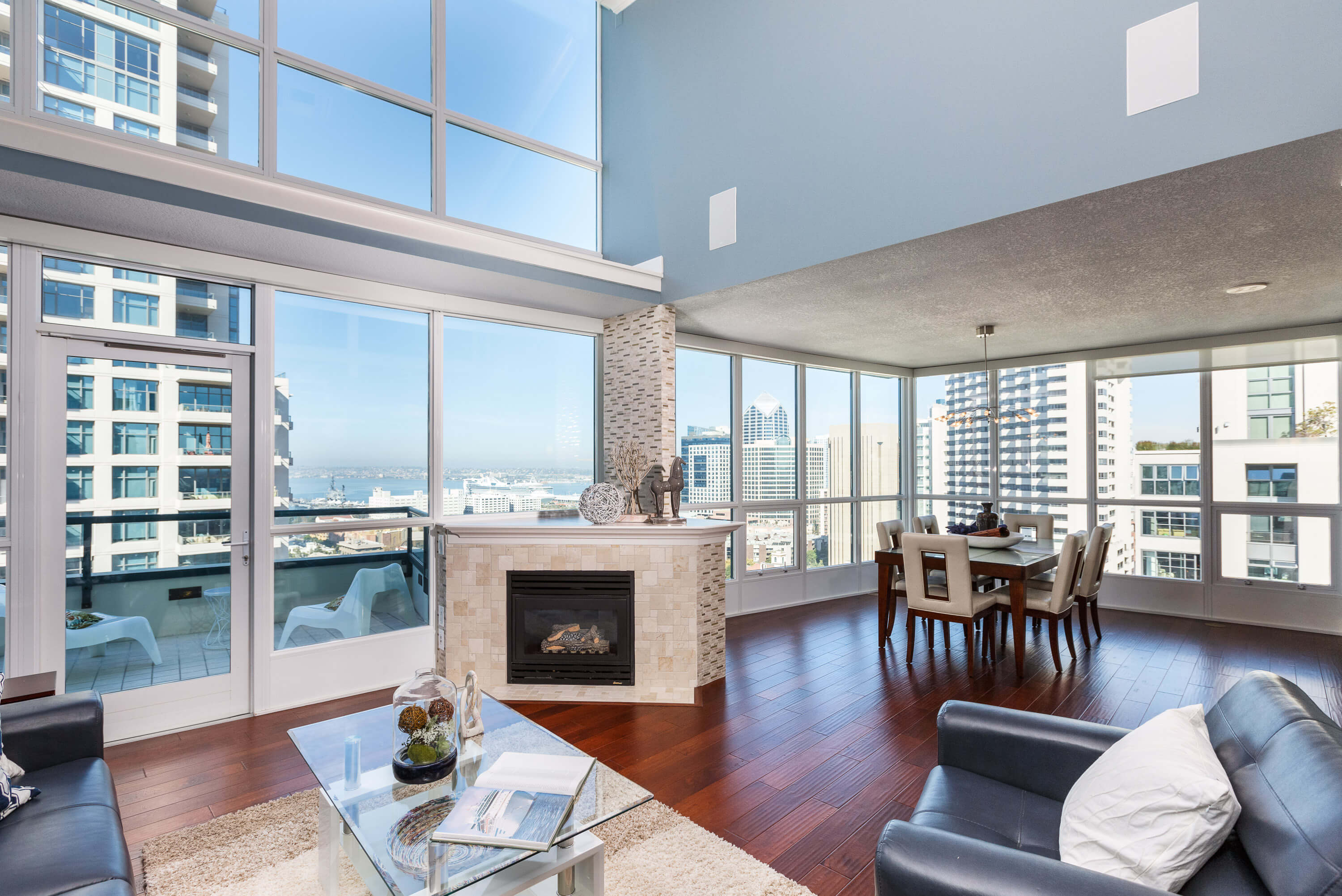 New Downtown San Diego Penthouse: Horizons Unit 2204