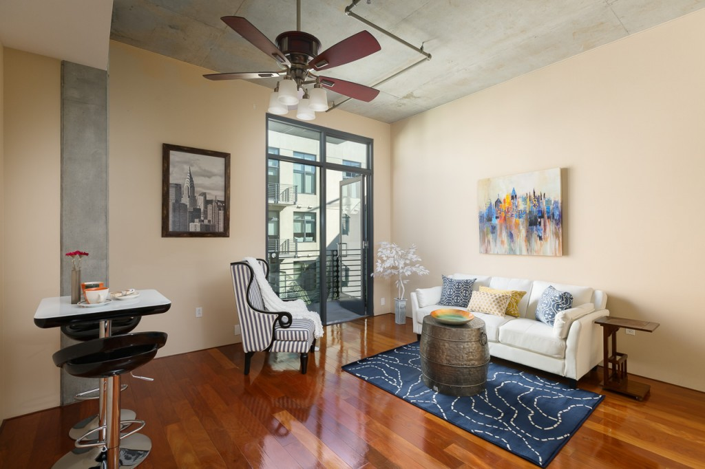 Downtown San Diego Loft Located in M2i