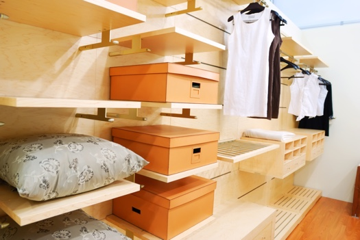 Condo and Loft Storage Solutions