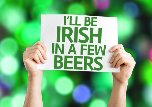 St Patricks Events for Downtown Residents
