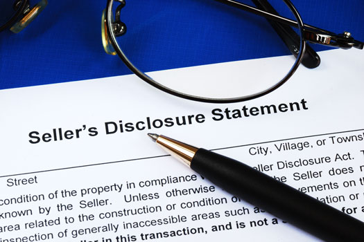 Seller Disclosure Statement