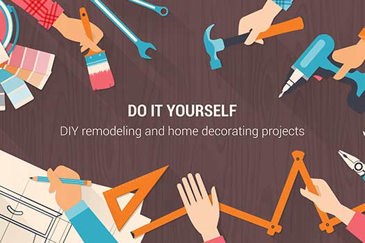 Affordable DIY Home Projects in San Diego