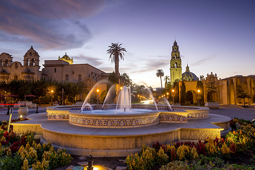 Beautiful Parks to Visit in the Downtown San Diego Area in San Diego