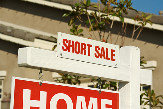 Bad Short Sale Home in San Diego