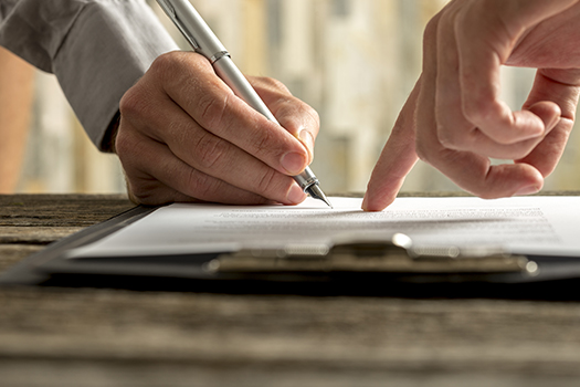 The Basics of Using a Cosigner