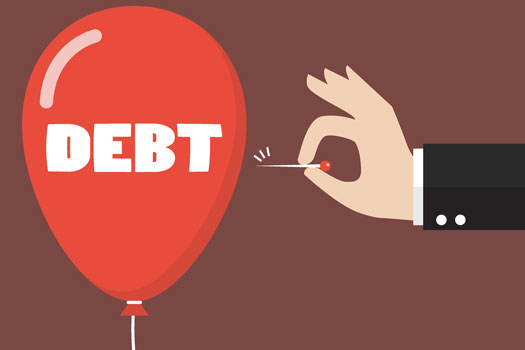 3 Ways to Straighten Up Your Finances and Reduce Debt