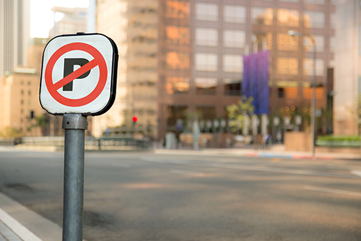 Everything You Need to Know About the Gaslamp's No-Parking Zone