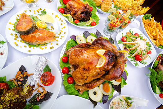 5 Restaurants in Downtown San Diego Serving Thanksgiving Dinner