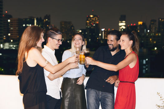 4 Ways to Make Sure Guests Get Home Safe on New Year's