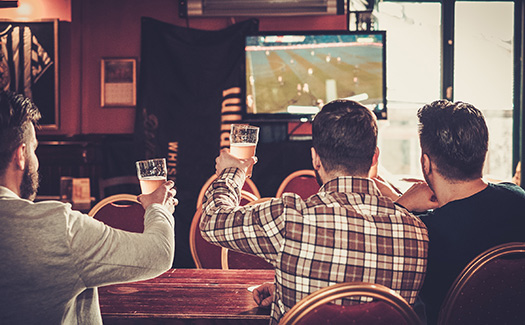 5 Places to Watch the Super Bowl in Downtown San Diego