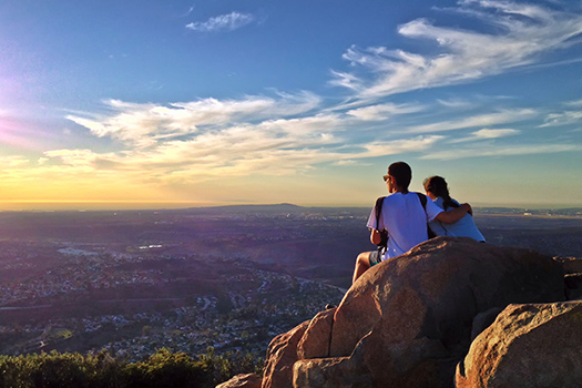 Top Romantics Spots in San Diego