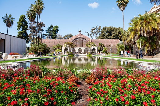 5 Best Parks in the Downtown San Diego Area