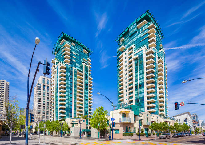 Real Estate In Little Italy San Diego