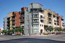 Park Blvd West In San Diego